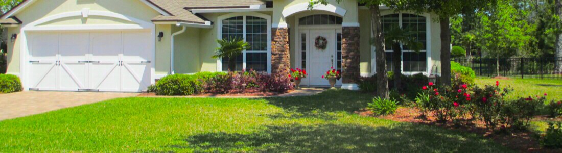 Lawn care services for 210, World Golf Village and Julington Creek
